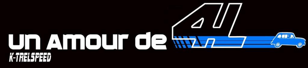 Un Amour de 4L  Logo